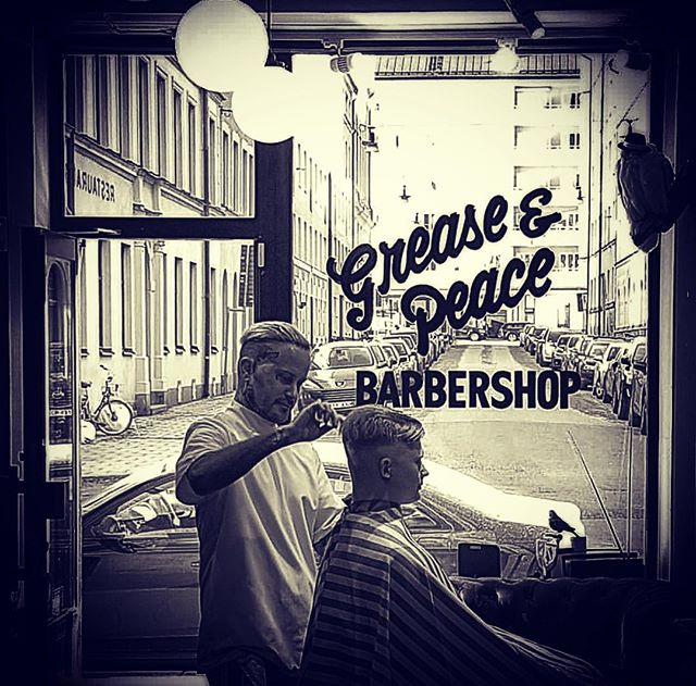 Open tomorrow from 11:30 to 19:00 . Get that haircut before ?Easter Day weekend only at @greaseandpeace